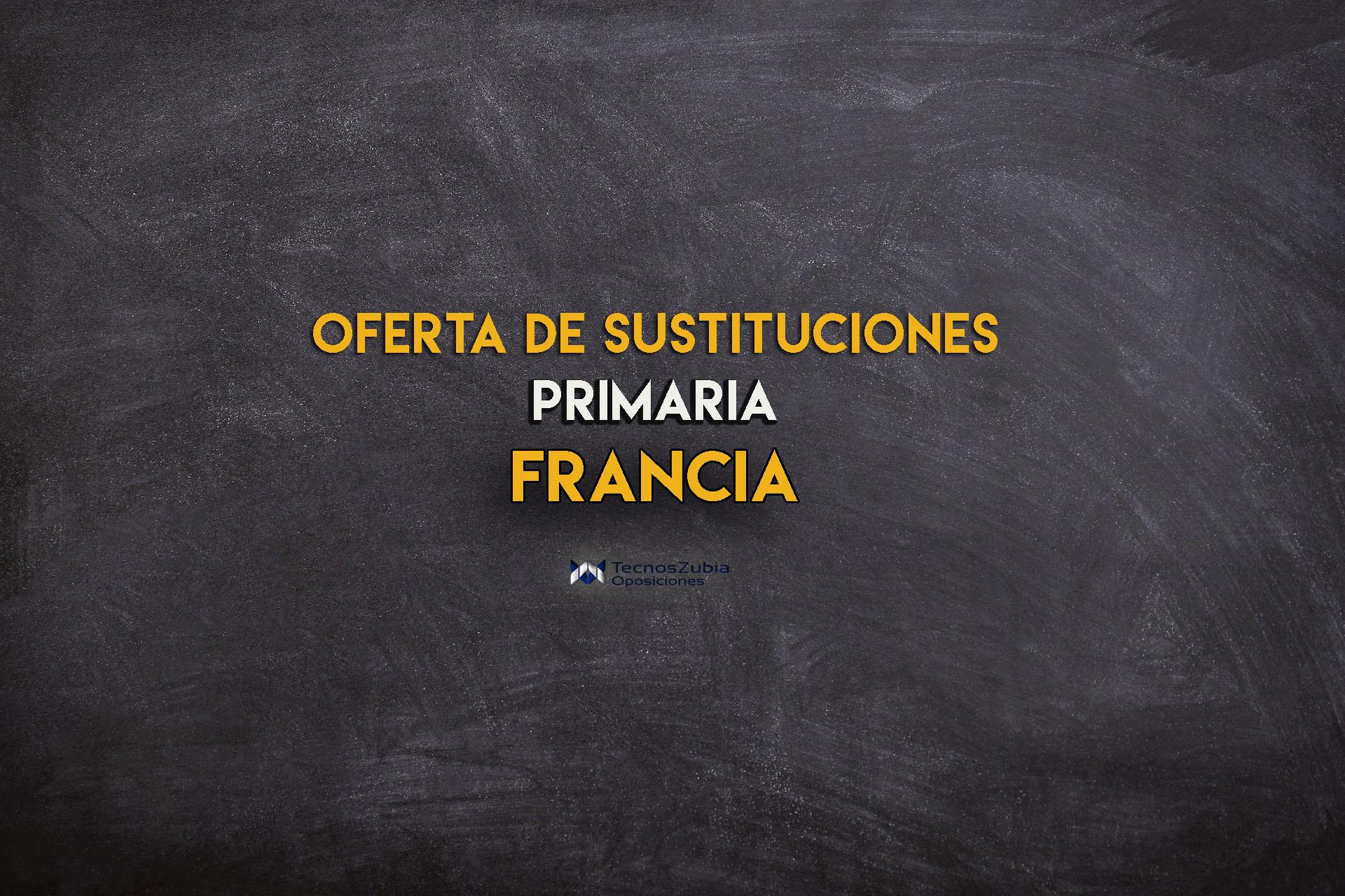 Publciadas tres plazas para profesores interinos en Francia