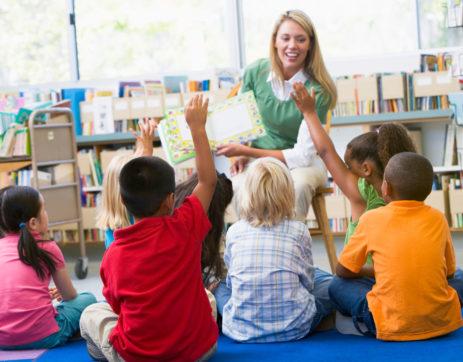 Oposiciones Educación Infantil Andalucía
